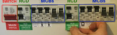 Rcd Tripping When Lights Turned On What To Do When An Rcd Trips Aberdeen Electricians Ltd
