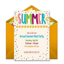 Simple Party Invites Online Ideas To Make Diy Party Invitations
