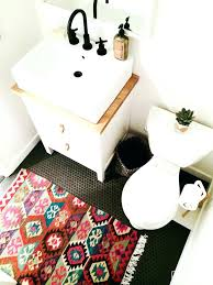 trendy bath rugs marvelous small bath rug medium size of bathroom remodel ideas trendy bath mats