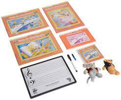Music for Little Mozarts Deluxe Starter Kit: Kit: Amazon.de: Kowalchyk,  Gayle, Barden, Christine, Lancaster, E.: Fremdsprachige Bücher