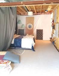 unfinished basement bedroom. Unique Bedroom Getting The Most Of An Unfinished Basement In Unfinished Basement Bedroom