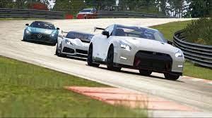 Mercedes Amg Gtr 17 Vs Nissan Gt R Nismo Vs Corvette Zr1 At Nordschleife Nissan Gt Corvette Zr1 Mercedes Amg