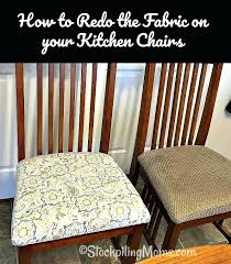 how to redo the fabric on your kitchen fabric kitchen chairs kitchen reupholstering kitchen chairs vinyl upholstery fabric for kitchen chairs best