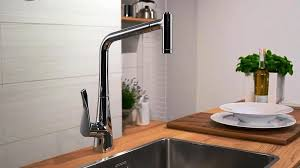 image of delta kitchen sink faucets