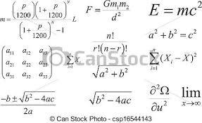 Mathematics Formulas Vector