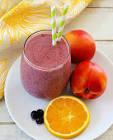 berry nectarine smoothie
