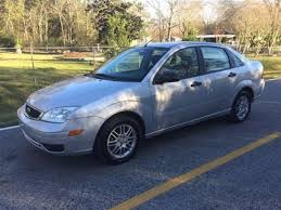 2005 Used Ford Focus 4dr Sedan ZX4 SE at Car Guys Serving Houston ...