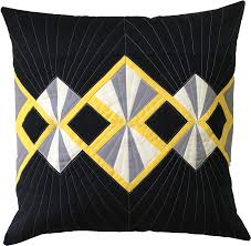 Deco Pillow: Becky from Patchwork Posse invited me to be the guest ... & Deco Pillow: Becky from Patchwork Posse invited me to be the guest designer  this August for her online quilt group, the International Association of ... Adamdwight.com