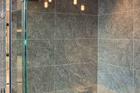 remove water spots from a stone shower