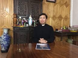 Image result for Hình: Linh mục J. B. Nguyễn Đình Thục, quản xứ Song Ngọc.