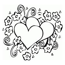 Small Picture 49 best Valentines Coloring Pages images on Pinterest Coloring