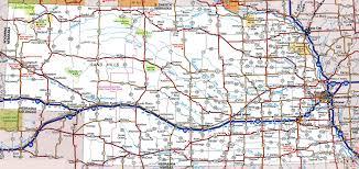 nebraska state maps  usa  maps of nebraska (ne)