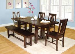 Value City Furniture Dining Room Sets Cheap Under Mocha - Rustic chairs for dining room
