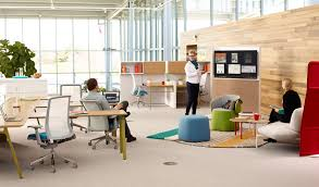 office space design. White Paper Research By Haworth Office Space Design