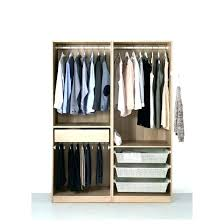 wardrobe planner ikea closet design algot marvelous clothes portable using oak stained pl walk in closet remodel