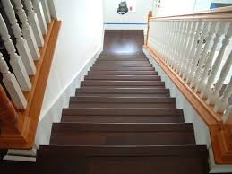 Attractive Laminate Flooring Stairs With Installing Laminate Flooring On Stairs  Diy Stairs