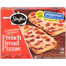 french bread pizza stouffer s. Fine Stouffer Stoufferu0027s French Bread Pizza Pepperoni And Stouffer S P
