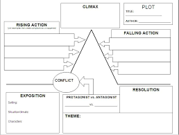 Story Plot Chart Worksheet Plot Chart Can Really Help Authors Plan Out There Story