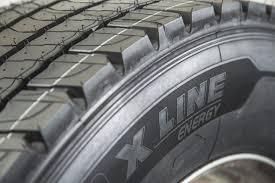 michelin x line energy tyres have been hailed the best for long distance fuel efficiency after tests revealed a truck and trailer running on the fuel saving