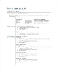 Resume Templates Google Inspiration First Resume Template Google Docs Google Docs Resume Template 28