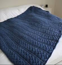 Knitting Patterns For Beginners Blanket