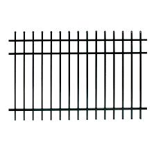 decorative metal fence panels. Interesting Decorative Ironcraft Orleans Aluminum Decorative Metal Fence Panel To Panels