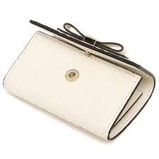 gucci keychain wallet. gucci key case gucci 388682 cwc1g9022 bow signature ring mystic white keychain wallet