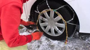 Super Z Tire Chain Size Chart Best Snow Chains Top 7 Tire Chains Reviews 2019 Car