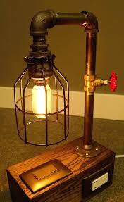 edison bulb table lamp industrial desk lamp by edison bulb table lamp diy