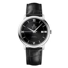omega deville watches beaverbrooks the jewellers omega de ville prestige automatic men s watch