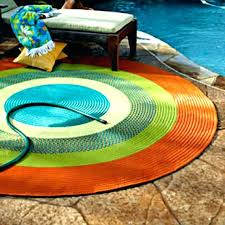 bright outdoor rugs architecture braided colorful round rug all about with prepare orange indoor blue bright outdoor rugs
