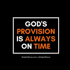 StudentDevos-teen-devotion-on-Gods-provision - Devotions for Teenagers and  Youth