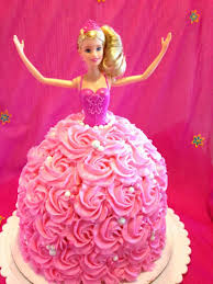 Barbie Cake How To Epicsweetcom Barbie Cake Barbie Birthday