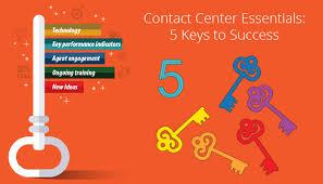 Contact Center Essentials 5 Keys To Success Etech Global