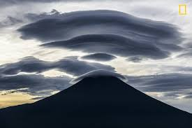 1920x1281 Px Clouds Evening Japan Landscape Mount Fuji