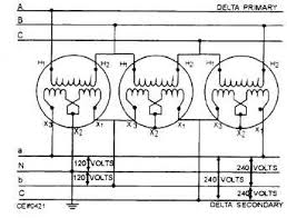 wiring diagram for transformer banks wiring diagram and schematic 480 volt motor starter diagram basic transformer training chapter 3 federal pacific