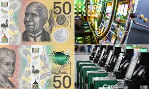 Ripped Dollar Vending Machine Delectable New 48 Note Set To Be Rejected At Australian Machines Daily Mail