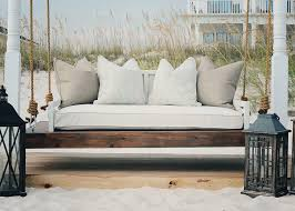 outdoor bed swing cushions diy cushion d full size