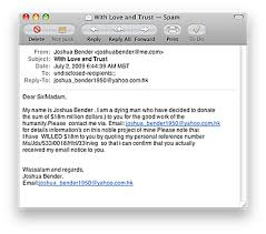 Email Scams Mac Security Scams And Fraud Macworld