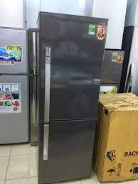 Tủ lạnh AQUA inverter 301 L AQR-IP345AB , mới 93%
