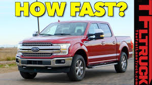 How Fast Is the Mighty Twin Turbo Ford F-150 From 0-60 MPH? - YouTube