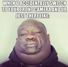 Memes Vault Fat Black Guy Memes Face via Relatably.com