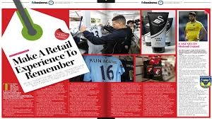 how should football clubs maximise christmas retail s fcbusiness make a football retail experience to remember