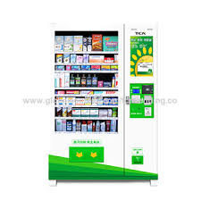 Drug Vending Machine Fascinating China TCN Belt Conveyor Medicine Drug Pharmacy Vending Machine On