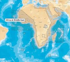 Navionics Plus 30xg Africa Middle East