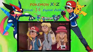 Pokemon Pokemon Season 19 - XY&Z Episode 14 English Dubbed [HD 720p]