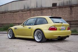 BMW Convertible 2001 bmw m roadster : 2001 Phoenix Yellow M Coupe for sale | Stuff I like | Pinterest ...