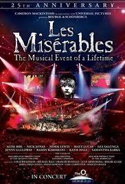 les mis atilde copy rables in concert the th anniversary imdb les misatildecopyrables in concert the 25th anniversary poster