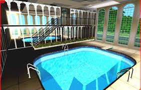 Big Houses Mansions With Indoor Swimming Pool House Design And