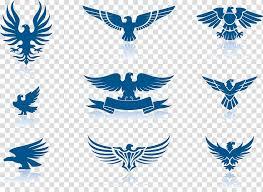Blue Eagle Logos Chart Eagle Euclidean Eagle Transparent